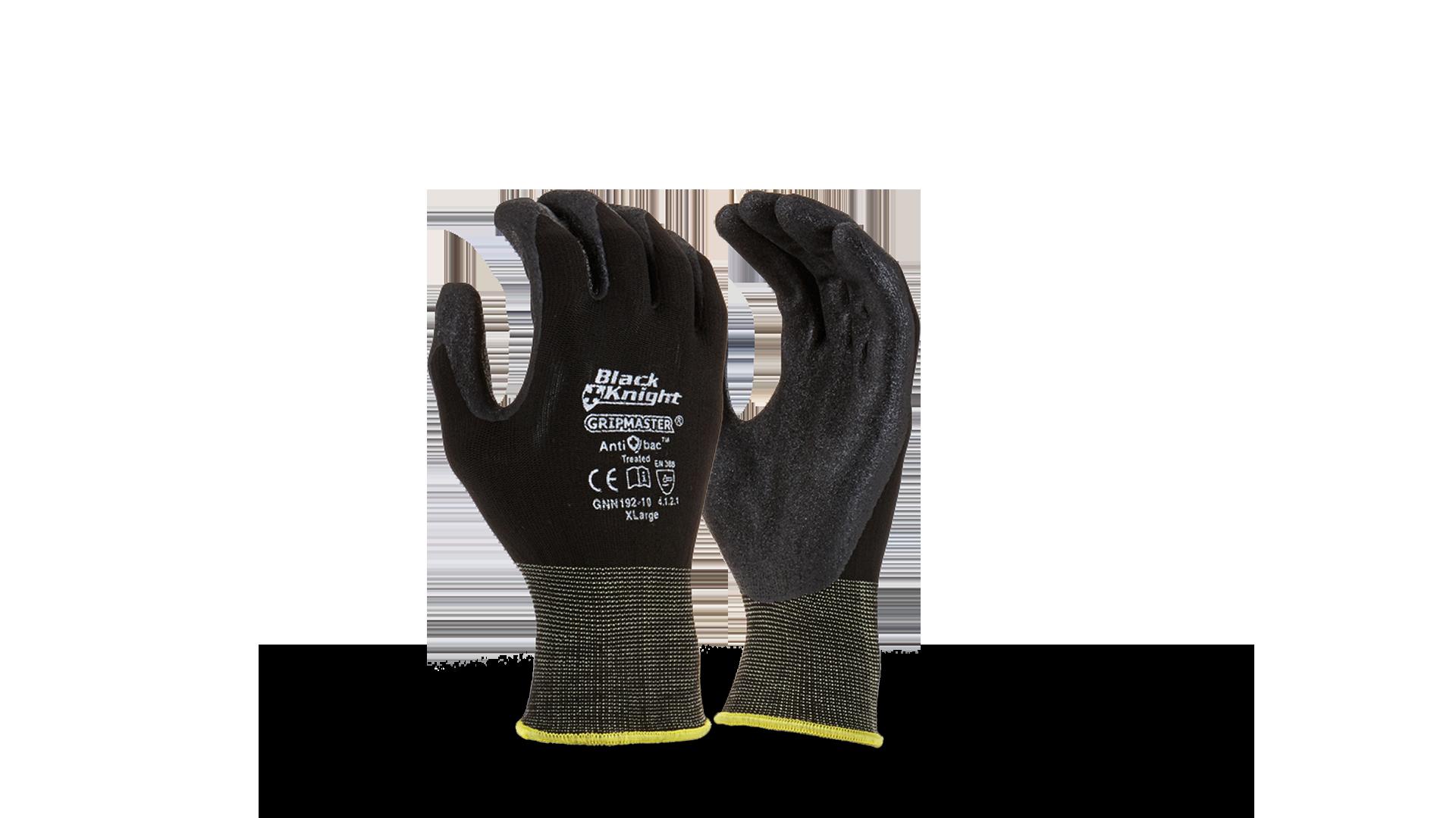 Gloves Black Knight Size1
